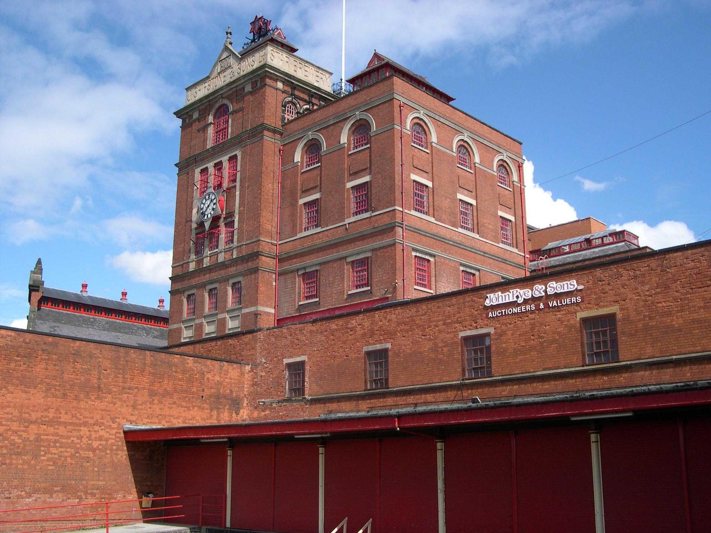 John Pye & Sons - Nottingham HQ James Shipstone House (Exterior)
